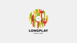 Longplay Beautiful Logo design