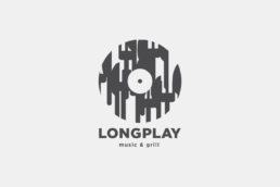 Longplay Beautiful Restaurant Logo