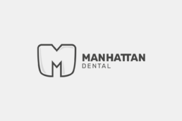 Logo Concept Manhattan Dental